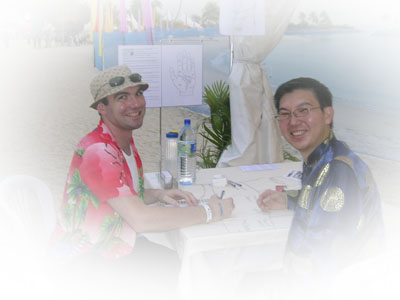 About Master Chuan Feng Shui, Palmistry, Palm reading